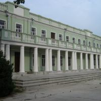►Старинное здание Болграда, Болград