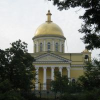 ►Спасо-Преображенский собор, Болград