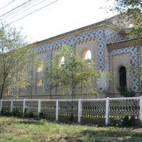 Ruine der Kirche, Бородино
