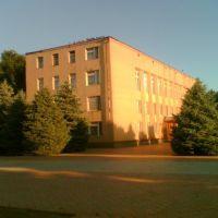 районная администрация, Великая Михайловка