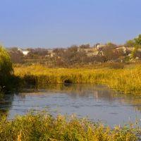 Осеннее озеро, Великодолининское