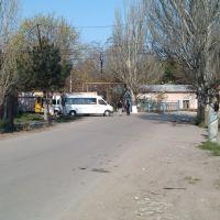 Подъезд к КПП, Великодолининское