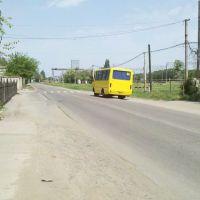 Маршрутка ушла на Ильичёвск, Великодолининское