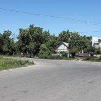 Перехрестя вулиць Калініна - Леніна, Великодолининское