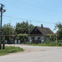 Перехрестя вулиць Північна - Пушкіна, Великодолининское
