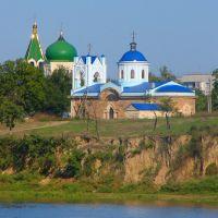 Вид с Дуная на Успенскую церковь, Измаил