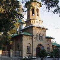 Монастырь равноапостольных Константина и Елены, Измаил