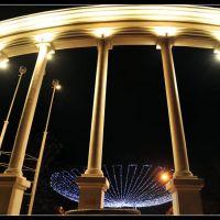 Колоны парка, Ильичевск