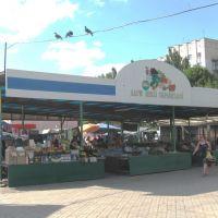 Курортный рынок, Июль 2010, Ильичевск