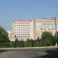 Тут собирают Шевролетки, август 2010, Ильичевск