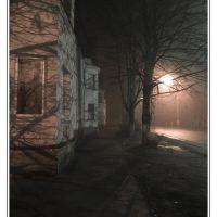 Улица Хантадзе., Ильичевск