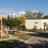 Туалет, Ильичевск