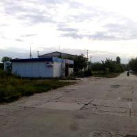Магазин в начале колхозной, Килия