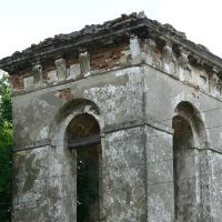 Успенская церковь (руины), Килия