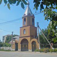 Вход в церковь, Кодыма
