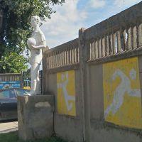 Стадион ДЮСШ, Кодыма