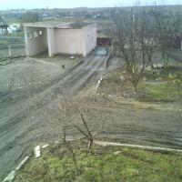 Элеватор в Коминтерново, Коминтерновское