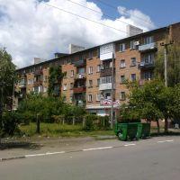 П - образный жил масив, Котовск