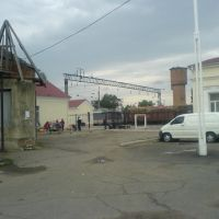 Вокзал, Котовск