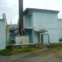 Та самая кочЕрга по крыше которой я лазил, Котовск