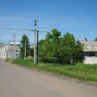Улица Клары Цеткин, Котовск
