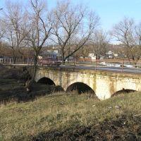 мост, Красные Окны