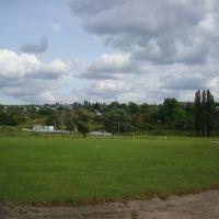 Стадион, Красные Окны