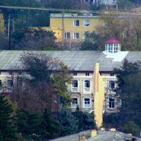 Бывшая резиденция князя Гагарина, Красные Окны