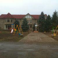Цкетральная площадь, Любашевка