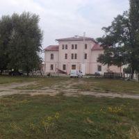 ЖД станция Любашевка, Любашевка