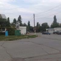 развилка дорог, Любашевка