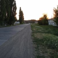 Привокзальна, Любашевка