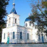 Церковь в с. Николаевка, Николаевка