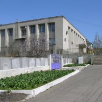 На ул. Горького (недалеко от храма), Овидиополь
