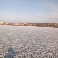Лёд, Овидиополь