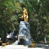 ►Памятник павшим в войнах, Овидиополь