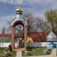 Двор Свято-Николаевской Церкви, Овидиополь