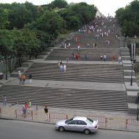 Одесса, 2006. Потёмкинская Лестница., Одесса