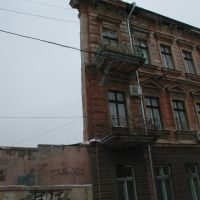 How are they living at here?, Одесса