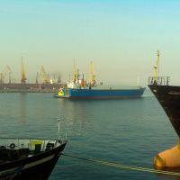 Как провожают пароходы?.., Одесса
