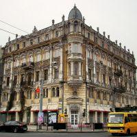 Одеса - Прибутковий будинок Лібмана, Одесса - Доходный дом Либмана, 1888, Одесса