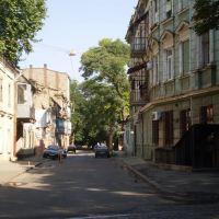 Каретный переулок, Одесса