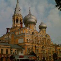 Церковь.(бывший планетарий), Одесса