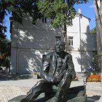 Памятник Исааку Эммануиловичу Бабелю, Одесса