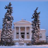 Одесский Археологический Музей. (1882-1883 гг, архитектор Ф.В.Гонсиоровский), Одесса