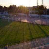 20140615 - Сонце сідає... Стадіончик, Раздельная