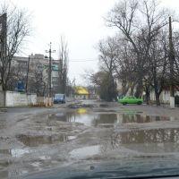 20131123-вул. Червоноармійська, Раздельная