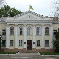 Ренийская государственная районная администрация, Рени