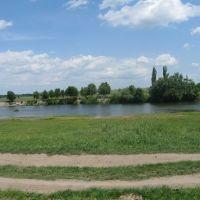 река Южный Буг, Саврань