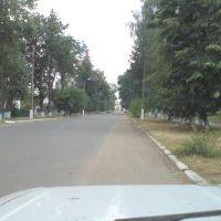 ул.Ленина, Саврань